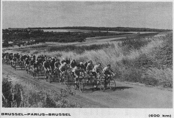 Brussel - Parijs - Brussel